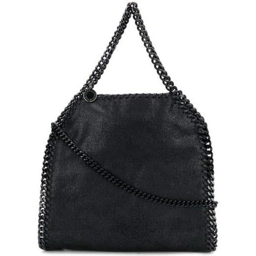 Stella Mccartney Womens 507185W81871000 Black Polyester Tote